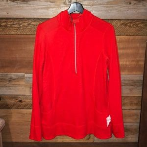 Tommy Bahama Lighthouse 1/2 Zip Pullover NWT M
